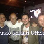 Guido Soldati, Luca Biagini e Fabrizio Antonucci