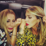 Karina Cascella e Guendalina Canessa