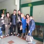 Marco Fantini con i Fan