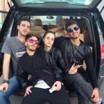 Marco Fantini con gli Amici