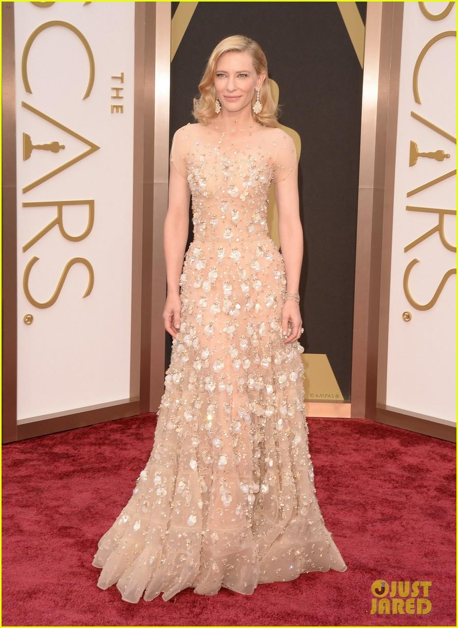 Oscar 2014     Cate BlanchettCate Blanchett Oscars 2014