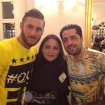 Tommaso Scala con i fans