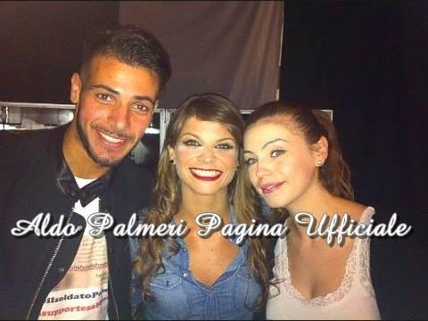 Aldo Palmeri, Alessandra Amoroso e Alessia Cammarota