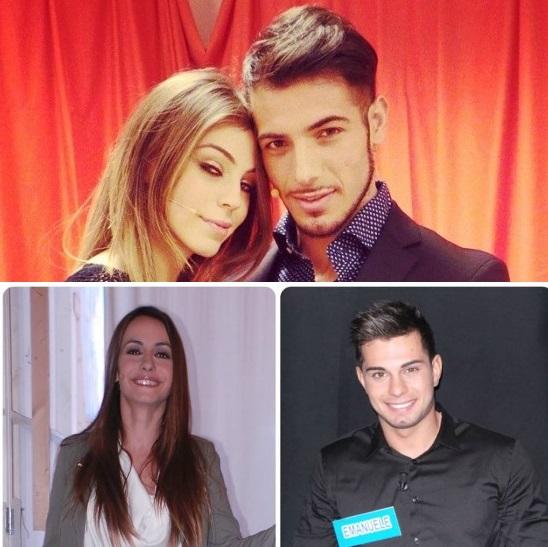 Alessia Cammarota e Aldo Palmeri, Emanuele Trimarchi,Anna Munafò
