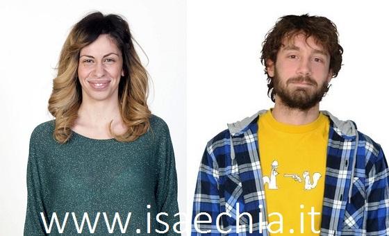 Angela Viviani e Fabio Pellegrini