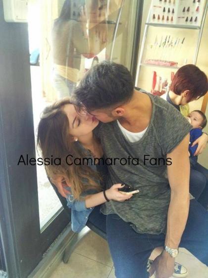 Aldo Palmeri e Alessia Cammarota