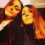 Anna Munafò e Eliana Michelazzo