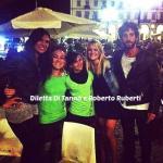 Diletta Di Tanno, Valentina Acciardi, Roberto Ruberti