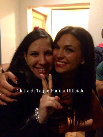 Diletta Di Tanno e la Sorella di Roberto Ruberti