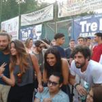 Fabio Pellegrini, Greta Maisto, Roberto Ruberti, Diletta di Tanno e Mia Cellini