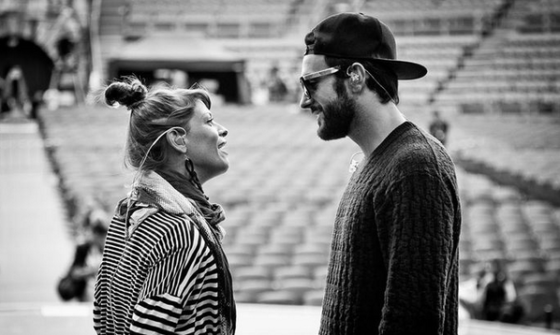 Marco Mengoni e Alessandra Amoroso