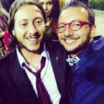 Mirco Petrilli e Giuseppe Armenise