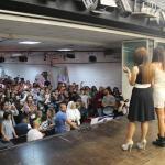 Roberto Ruberti, Diletta di Tanno e Mia Cellini