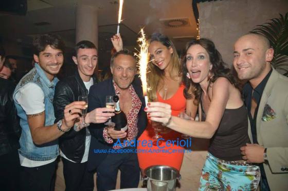 Andrea Cerioli, Ciro Petrone, Sarah Nile