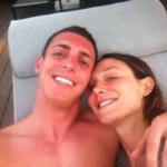 Nicole Minetti e Claudio D'Alessio
