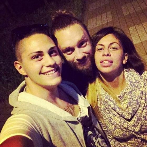 Angela Viviani, Dylan Viviani, Fabio Pellegrini