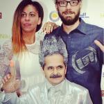 Angela Viviani, Fabio Pellegrini, L'alieno