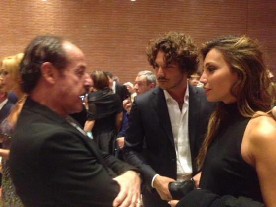 Chicca Rocco, Giovanni Masiero, Massimo Lopez