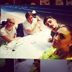 Francesco Monte, Cecilia Rodriguez, Stefano Monte