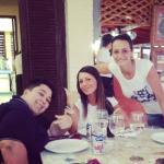 Pamela, Anna Munafò ed Eliana Michelazzo