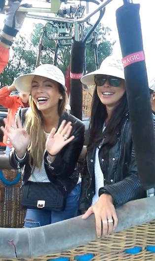 Sarah Nile e Veronica Ciardi
