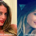 Somiglianza tra Ramona Amodeo e Germana Meli