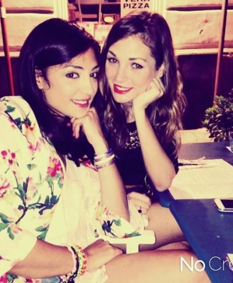 Tania Fiorillo e Flavia Fiadone