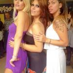 Valentina Acciardi, Mia Cellini, Angela Viviani