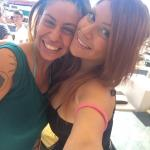 Angela Viviani e Mia Cellini