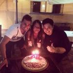 Eliana Michelazzo, Pamela ed Emanuele Trimarchi