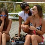 Francesca De Andrè, Veronica Ciardi, Sarah Nile