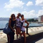 Giorgia Lucini, Sonia Carbone e Debora Onorato