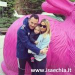 Sabrina Ghio, Federico Manzolli e Penelope