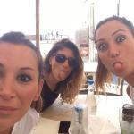 Sonia Carbone, Giorgia Lucini e Debora Onorato