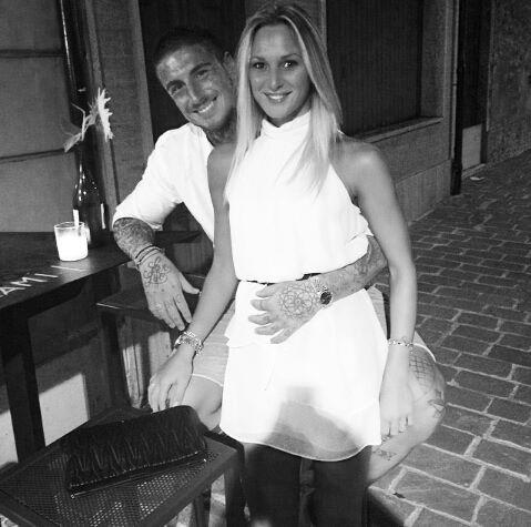 Andrea Pietroni e Vittoria Magagnini