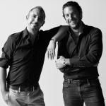 Diego Fogo e Manuel Faleschini