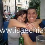 Elisabetta Fantini e Luigi Battaglia