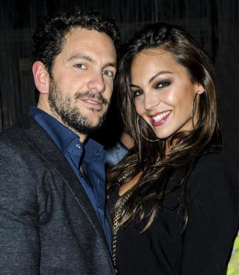 Manuel Faleschini e Sarah Nile