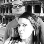 Mia Cellini e Cristiano