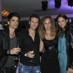Sara Zanier, Samuele Sbrighi, Barbara Clara, Salvatore Cafiero