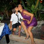 Serena Enardu e Tommaso