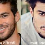 Somiglianza tra Andrea Offredi e Mariano Di Vaio