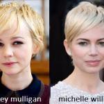 Somiglianza tra Carey Mulligan e Michelle Williams
