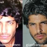 Somiglianza tra Pablo Andreis Romeo e Gianfranco Apicerni