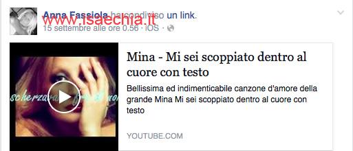 Anna Fassiola su Facebook2