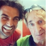 Bruno Arenza e Baz
