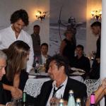 Francesca Rocco, Giovanni Masiero e Al Pacino