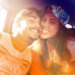 Francesco Monte e Cecilia Rodriguez