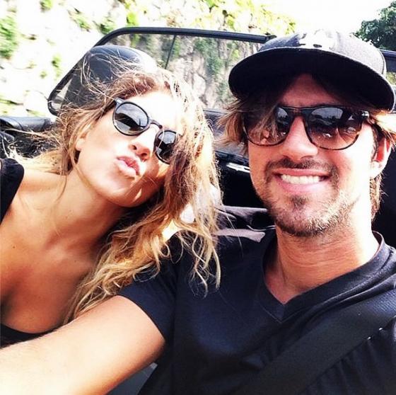 Giorgia Lucini e Andrea Damante