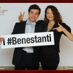 I Benestanti Uberto Marchesi e Sofia Odescalchi
